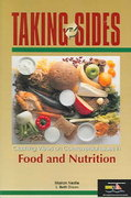 Taking Sides: Clashing Views on Controversial Issues in Food and Nutrition 1st edition 9780072922110 0072922117