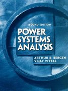Power Systems Analysis 2nd Edition 9780136919902 0136919901