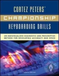 Cortez Peters' Championship Keyboarding Drills w/ Home Software amp. User's Guide