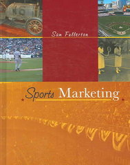 Sports Marketing 1st Edition 9780073128214 007312821X