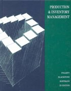 Production and Inventory Management 2nd edition 9780538074612 0538074612