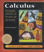 Calculus for Business, Economics, and the Social and Life Sciences 7th Edition 9780072437652 0072437650