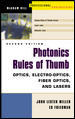 Photonics Rules of Thumb 2nd edition 9780071385190 0071385193