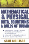 Mathematical and Physical Data, Equations, and Rules of Thumb 0 9780071361484 0071361480