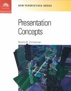 New Perspectives on Presentation Concepts 1st edition 9780619019785 0619019786