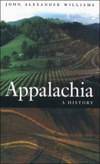 Appalachia 1st Edition 9780807853689 0807853682