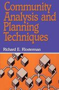Community Analysis and Planning Techniques 1st Edition 9780847676514 084767651X