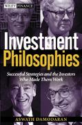 Investment Philosophies 1st edition 9780471345039 0471345032