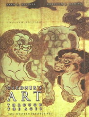 Gardner's Art through the Ages 12th edition 9780495003656 0495003654