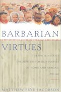 Barbarian Virtues 1st edition 9780809016280 0809016281