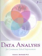 Data Analysis for Continuous School Improvement 2nd edition 9781930556744 1930556748