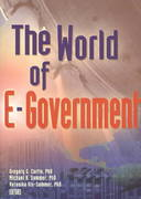 World Of E-Government, The 1st Edition 9781135023904 1135023905