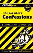 CliffsNotes On St. Augustine's Confessions 1st edition 9780764544804 0764544802