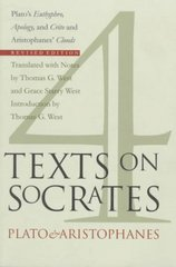 Four Texts on Socrates 1st Edition 9780801485749 0801485746