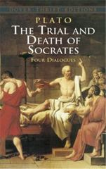 The Trial and Death of Socrates 1st Edition 9780486270661 0486270661