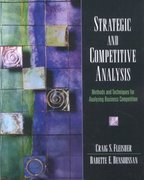 Strategic and Competitive Analysis 1st edition 9780130888525 0130888524