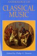 Anthology of Classical Music 0 9780393952094 0393952096