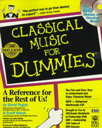 Classical Music For Dummies 1st edition 9780764550096 0764550098