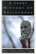 A Short History of Philosophy 0 9780195101966 0195101960
