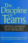The Discipline of Teams 1st Edition 9780471382546 047138254X