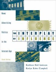 The Interplay of Influence 6th Edition 9780534559380 0534559387