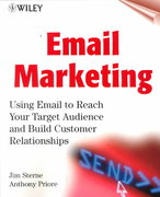Email Marketing 1st edition 9780471383093 0471383090