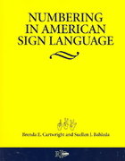 Numbering In American Sign Language 0 9780916883355 0916883353