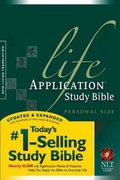Life Application Study Bible NLT, Personal Size 2nd edition 9781414302584 1414302584