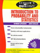 Schaum's Outline of Introduction to Probability and Statistics 1st edition 9780070380844 0070380848