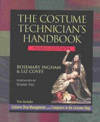 The Costume Technician's Handbook 3rd Edition 9780325004778 0325004773