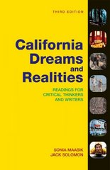 California Dreams and Realities 3rd edition 9780312412890 0312412894