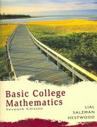 Basic College Math plus MyMathLab Student Access Kit 7th edition 9780321279514 0321279514