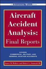 Aircraft Accident Analysis: Final Reports 1st Edition 9780071351492 0071351493
