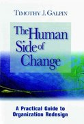 The Human Side of Change 1st edition 9780787902162 0787902160