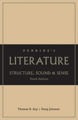 Perrine's Literature 10th edition 9781413033083 1413033083