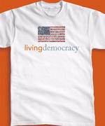 Living Democracy 1st edition 9780132408233 0132408236