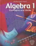 Algebra 1  Grades 9-12 Concepts and Skills