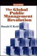 The Global Public Management Revolution 2nd edition 9780815749196 0815749198