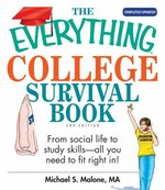 College Survival Book 2nd edition 9781593373344 1593373341