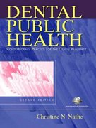 Dental Public Health 2nd edition 9780131134447 0131134442