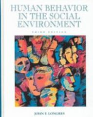 Human Behavior in the Social Environment 3rd Edition 9780875814261 0875814263
