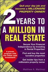 2 Years to a Million in Real Estate 1st edition 9780071471879 0071471871