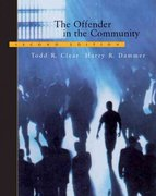 The Offender in the Community 2nd Edition 9780534595265 053459526X