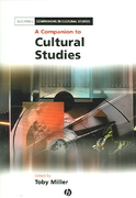 A Companion to Cultural Studies 1st edition 9781405141758 1405141751