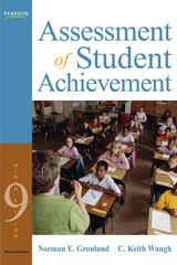 Assessment of Student Achievement 9th edition 9780205597284 0205597289
