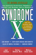 Syndrome X 1st edition 9780471398585 0471398586