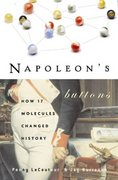 Napoleon's Buttons 1st Edition 9781585423316 1585423319