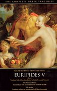 The Complete Greek Tragedies: Euripides V 2nd edition 9780226307848 0226307840