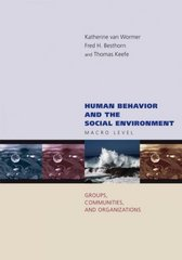 Human Behavior and the Social Environment 1st edition 9780195187540 0195187547