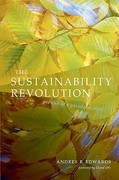 The Sustainability Revolution 0 9780865715318 0865715319